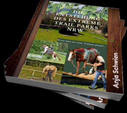 Buchbestellung: Die Entstehung des Extreme Trail Parks NRW