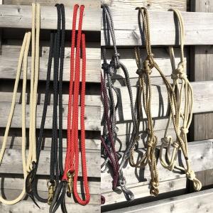 Halfter & Seil Set